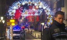 Strasburqda Milad yarmarkasında atəş nəticəsində 3 nəfər ölüb