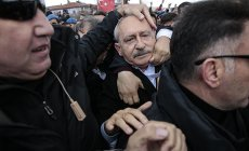 Ankarada Kamal Kılıçdaroğluna hücum edildi