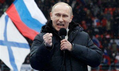 Putin Ukraynaya sanksiyalar tətbiq edib